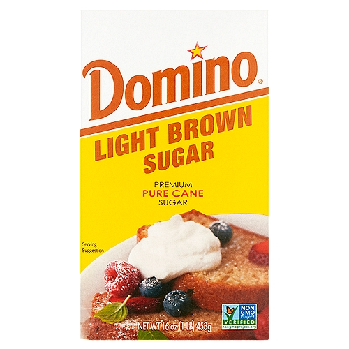 It's Sweet to Connect!; Contains: Approximately 2 ¼ Cups; Domino Sugar is Part of ASR Group
