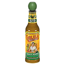 Cholula Green Pepper Hot Sauce, 5 Fluid ounce
