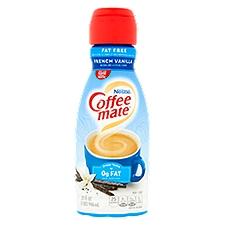 COFFEE-MATE Fat Free French Vanilla Coffee Creamer, 32 Fluid ounce