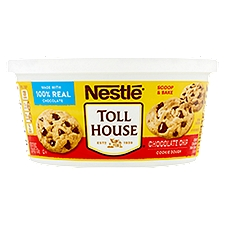 Nestle Cookie Dough - Scoop & Bake Chocolate Chip, 36 Ounce