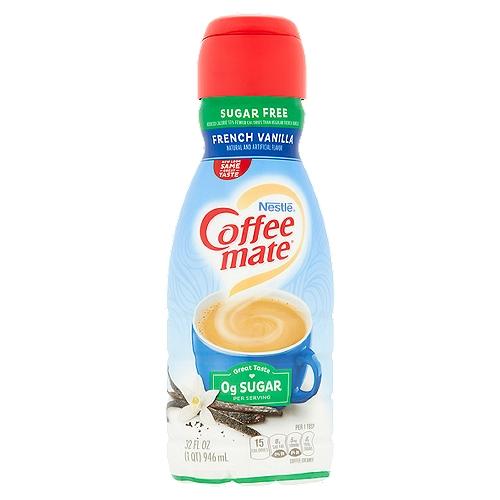 Liquid Non-Dairy Creamer