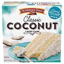 Pepperidge Farm® Classic Coconut Layer Cake, 19.6 Ounce