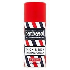 Barbasol Original Shave Cream, 7 Ounce