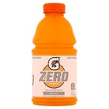 Gatorade G Zero Orange Zero Sugar Thirst Quencher, 32 Fluid ounce