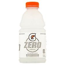 Gatorade G Zero Glacier Cherry Zero Sugar Thirst Quencher, 32 Fluid ounce