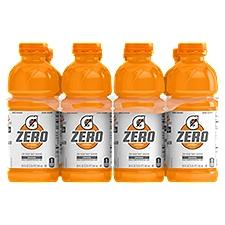 Gatorade Zero Sugar Thirst Quencher Orange, 160 Fluid ounce