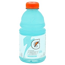 Gatorade Frost Glacier Freeze Thirst Quencher, 32 Fluid ounce