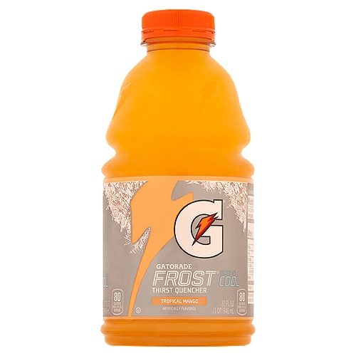 Natural and artificial flavor. Vitamin C to rise to the occasion. No fruit juice.  1 quart.
