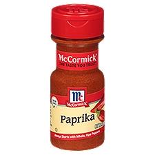 McCormick Paprika, 2.12 Ounce