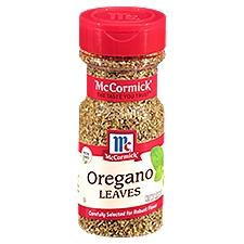 McCormick Oregano Leaves, 1.37 Ounce