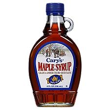 Cary's Maple Premium Syrup, 7.98 Fluid ounce