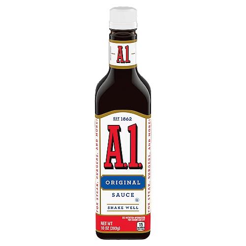 A.1. Original Sauce, 10 oz
