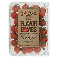 Sunset Flavor Bombs Cherry Tomatoes on the Vine, 12 Ounce