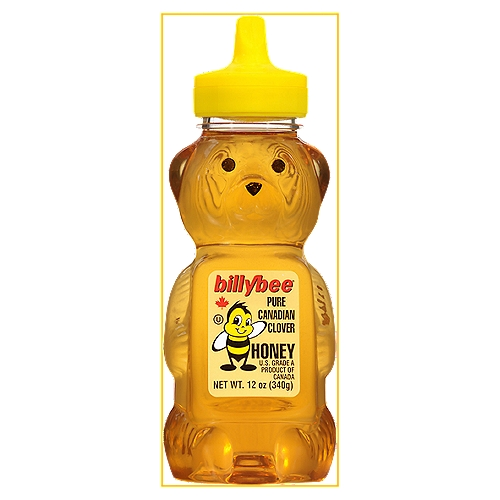 Bring some sweetness into your life with our 100% pure and natural Billy Bee Liquid honey. Add our rich, delicately flavoured honey to celebrate the sweet moments in your life.
