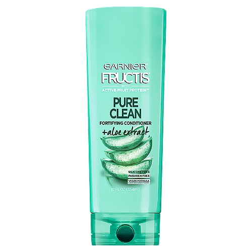 94% biodegradable and silicone-free conditioner with citrus extract provides lightweight daily refreshment to normal, oily hair. Helps fight urban aggressors by removing daily pollutants such as dirt and oils from hair