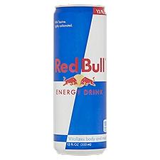 Red Bull Energy Drink, 12 Fluid ounce
