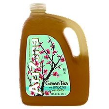 Arizona Green Tea With Ginseng and Honey, 128 Fluid ounce
