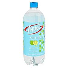 Vintage Seltzer - Lime, 33.81 Fluid ounce