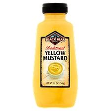 Black Bear Tradistional Yellow Mustard, 12 Ounce