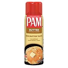Pam Butter Cooking Spray, 5 Ounce