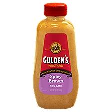 Gulden's Spicy Brown Mustard, 12 Ounce