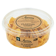 Aurora Products Inc. Roasted Salted Plantain Chips, 8.75 Ounce