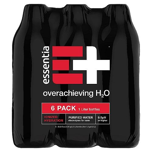 (One liter bottles - case of six)