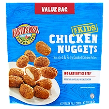 Earth's Best Kidz Baked Chicken Nuggets, 16 Ounce