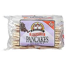 De Wafelbakkers Chocolate Chip Pancakes, 24.8 Ounce