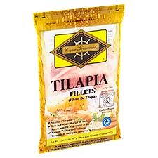Cape Gourmet Tilapia Fillets, 32 Ounce