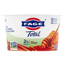 Fage Greek Strained Yogurt with Honey Lowfat, 5.3 Ounce