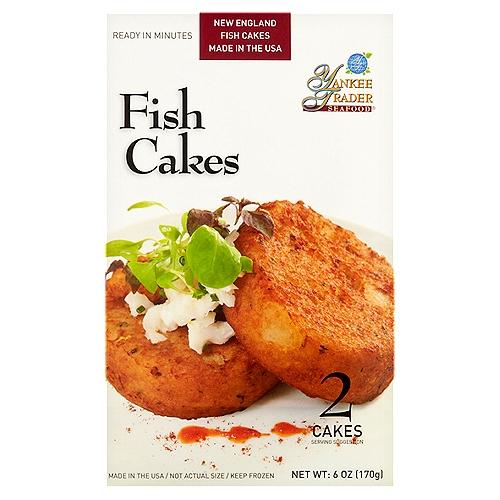 2-6 oz cakes