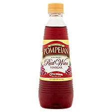 Pompeian Red Wine Vinegar, 16 Fluid ounce