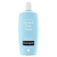 NEUTROGENA Alcohol-Free Toner, 8.5 Fluid ounce