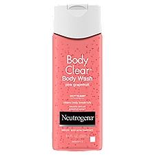 NEUTROGENA Body Clear Body Wash Pink Grapefruit, 8.5 Fluid ounce