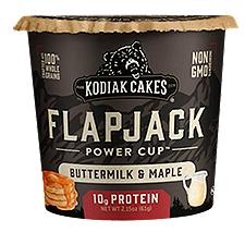 Kodiak Cakes Flapjack Cup Protein Buttermilk & Maple, 2.08 Ounce