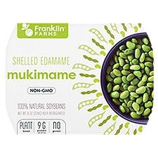 Veggieland Edamame Shelled Soybeans, 8 Ounce