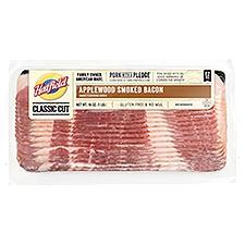 Hatfield Bacon - Applewood Smoked, 16 Ounce