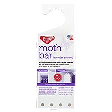 Enoz Moth Bar - Lavender Scented, 6 Ounce