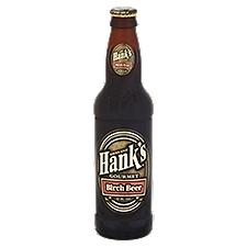 Hank's Gourmet Birch Beer Soda, 12 Fluid ounce