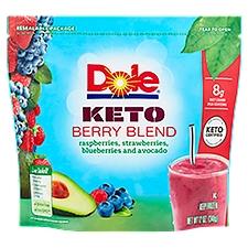 Dole Keto Berry Blend Frozen Drink, 12 Ounce