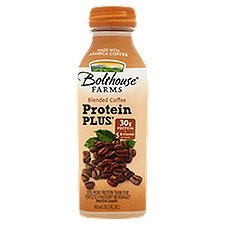Bolthouse Farms Blended Coffee Protein Plus Shake, 15.2 Fluid ounce