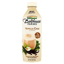 Bolthouse Farms Tea & Soy Beverage - Vanilla Chai Tea, 32 Fluid ounce