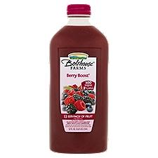 Bolthouse Farms Berry Boost 100% Fruit Juice Smoothie, 52 Fluid ounce