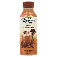 Bolthouse Farms Coffee & Dairy Beverage - Mocha Cappuccino, 15 Fluid ounce