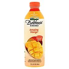 Bolthouse Farms Fruit Smoothie - Amazing Mango, 32 Fluid ounce