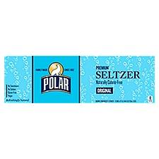Polar Seltzer, 144 Fluid ounce