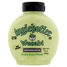 Inglehoffer Wasabi Horseradish, 9.5 Ounce