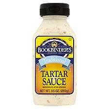 Bookbinder's Tartar Sauce, 9.5 Ounce