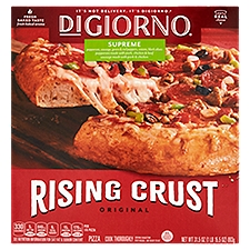 DiGiorno Original - Original Rising Crust Supreme, 31.5 Ounce